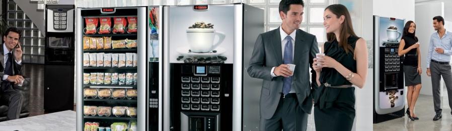 Distributori automatici Vendingteam