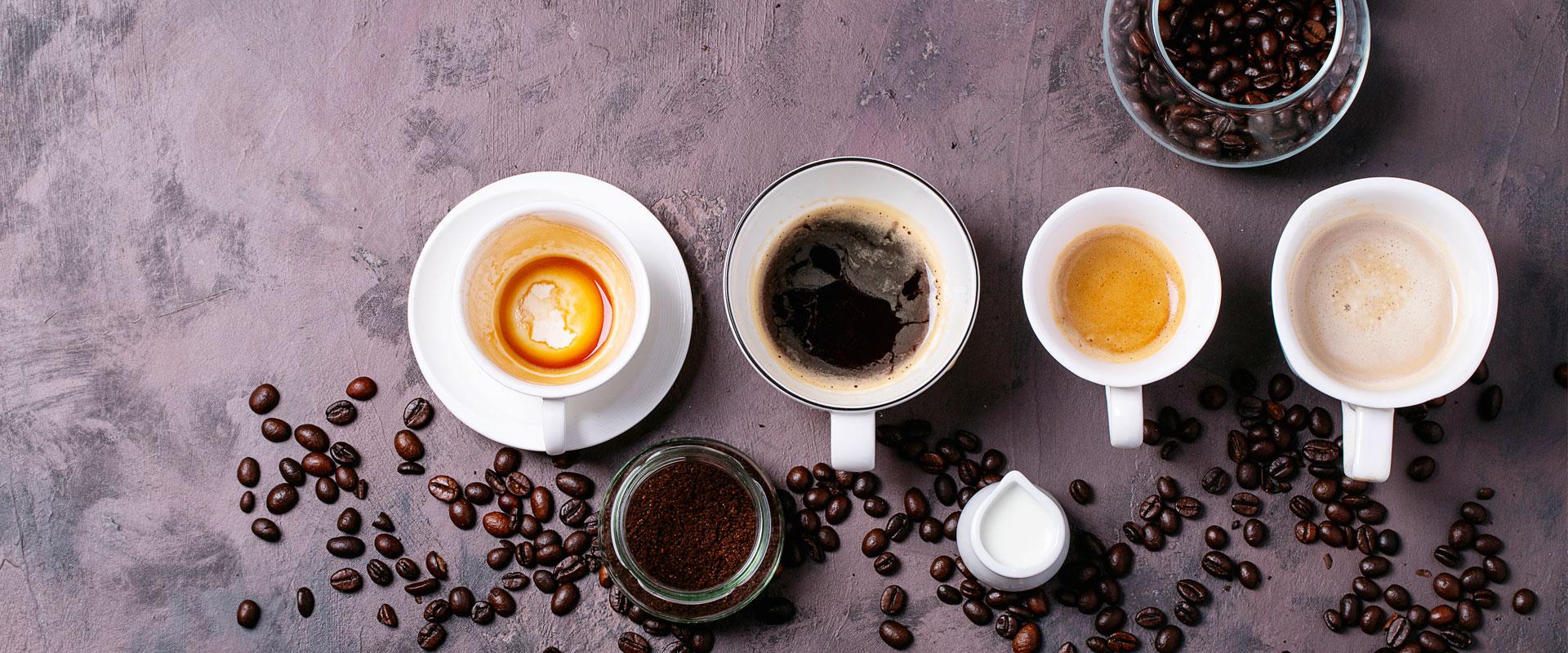 caffe te tisane